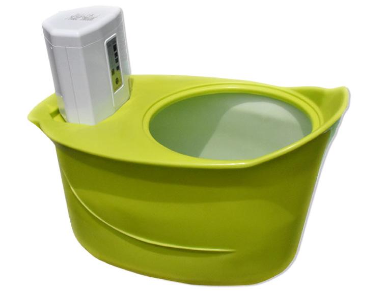 簡易型浴槽