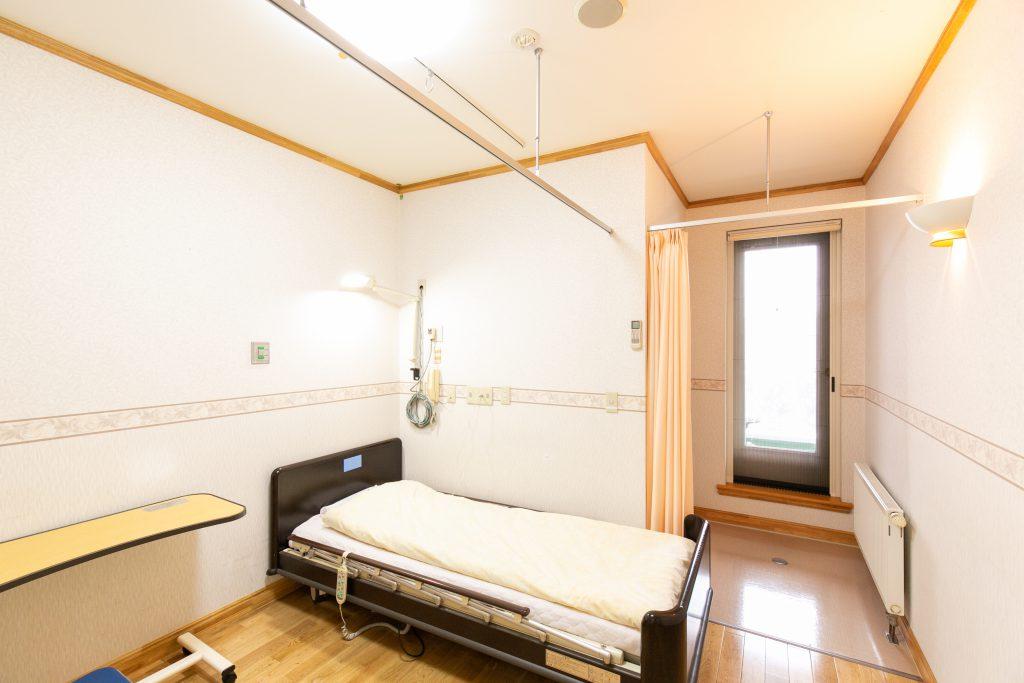 Bタイプの病室